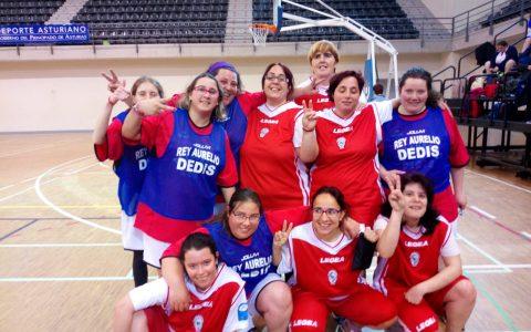 Equipo de Baloncesto del Club Deportivo S. Maritimo