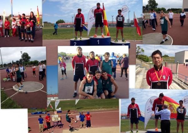 Campeonato De España De Atletismo Al Aire Libre Para Personas Con Discapacidad Intelectual