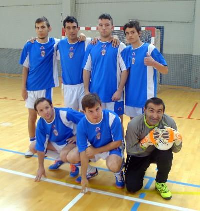 Campeonato de España de Fútbol Sala FEDDI 2016