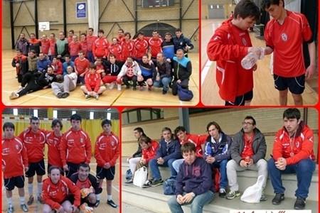 Encuentro deportivo en Llanes