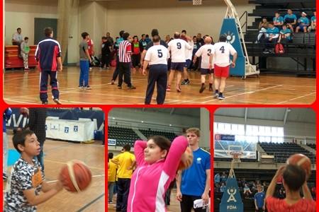 Baloncesto-Juegos Escolares 2017