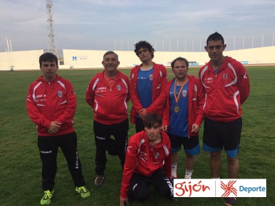 Campeonato Nacional FEDDI Atletismo 2017