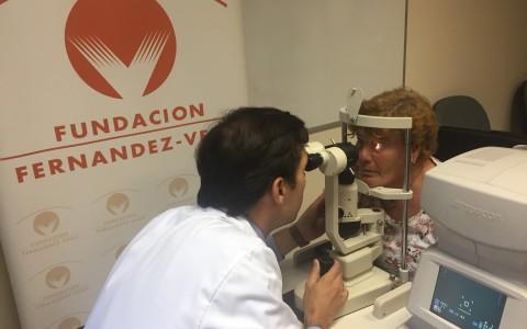Nueva visita de la Fundación Fernández-Vega