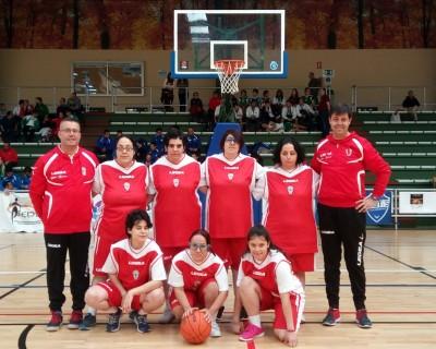 Campeonato nacional de Baloncesto FEDDI 2017 – San Fernando