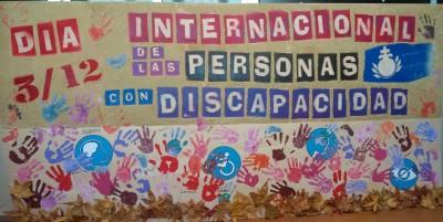 Jornadas del Día Internacional de la Discapacidad