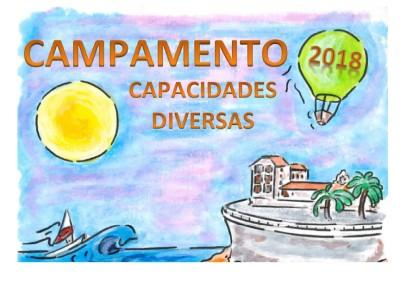 Campamento de Capacidades Diversas 2018