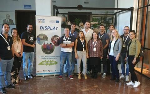 II ENCUENTRO del proyecto DISPLAY ERASMUS+