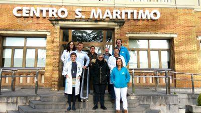 Recibimos la visita de la alcaldesa de Gijón