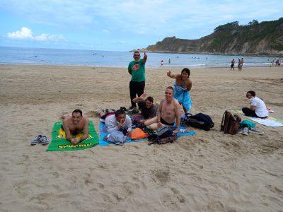 ¡ A la playa !