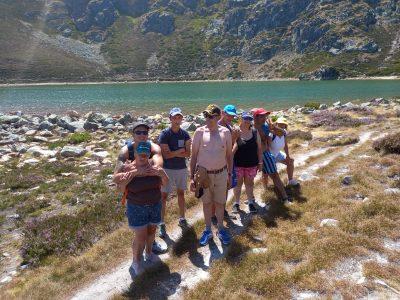 Ruta al Lago Ausente