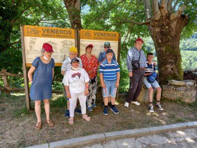 Visita al Parque Natural de Redes